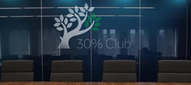 30% Club: Calling for better gender balance