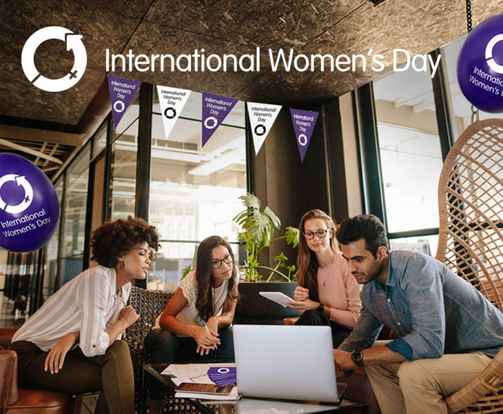 Choosing to support International Womens Day