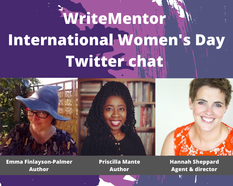 IWD: WriteMentor Twitter chat: Meet women in children's publishing