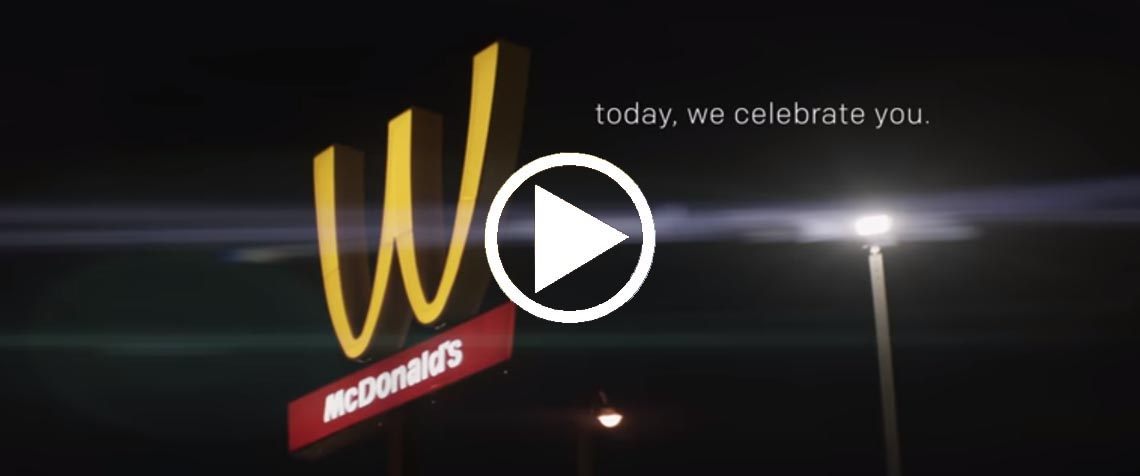 McDonalds IWD