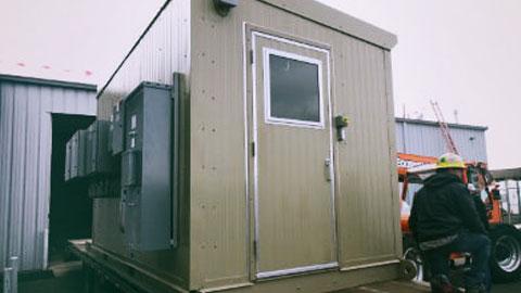 modular e-house