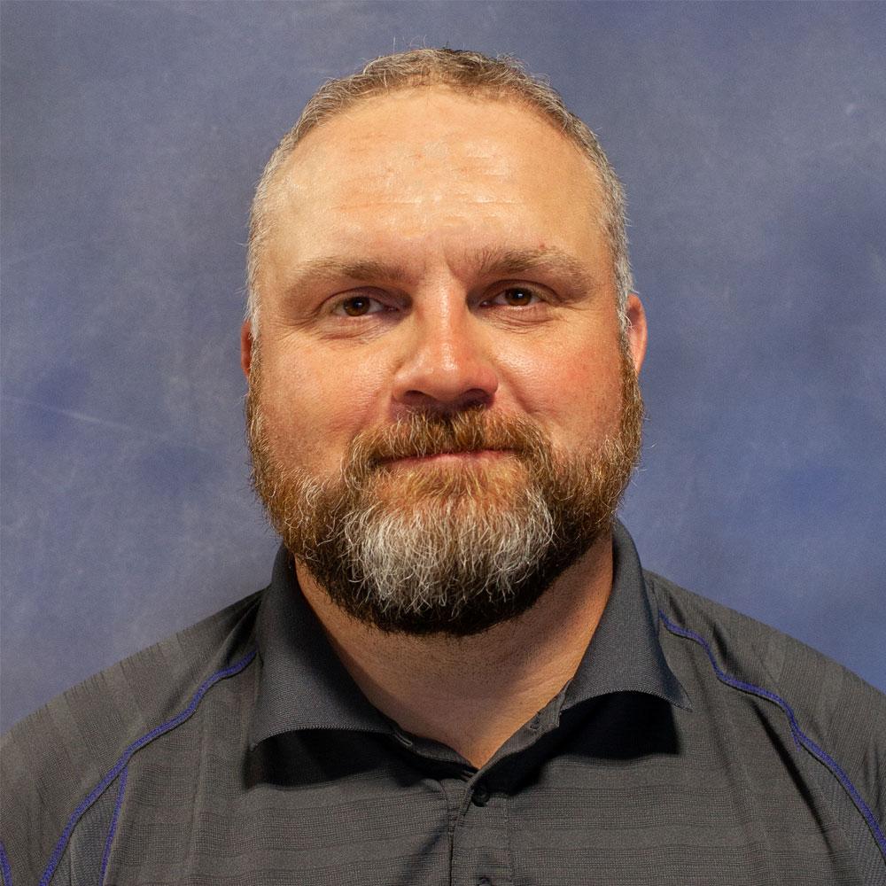 RO manager Josh Barber