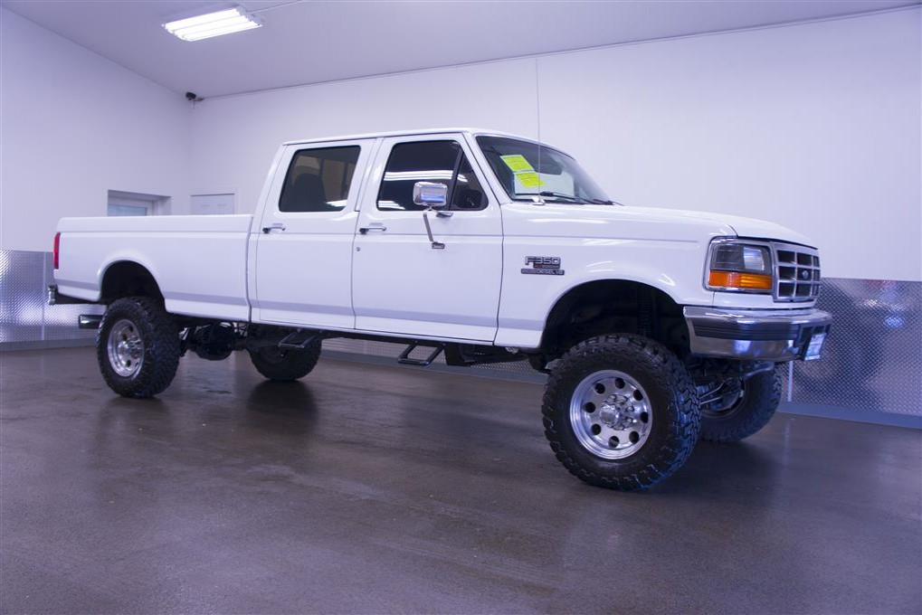 1997 Ford Diesel For Sale