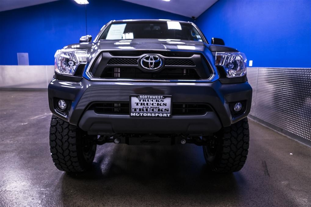 Lifted 2013 Toyota Tacoma 4x4 Cars Trucks By Owner | Autos ...