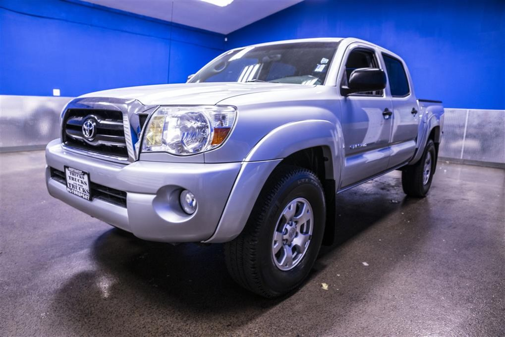 Toyota Tacoma 4x4 2007 Cars Trucks By Dealer Autos Post
