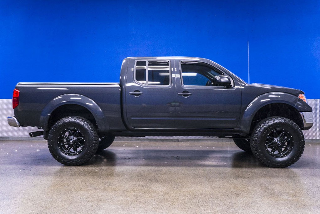 Nissan Frontier Sv Long Bed Wheelbase