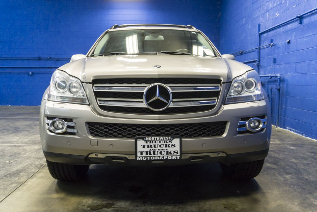 2007 mercedes benz gl450 for 2007 mercedes benz suv