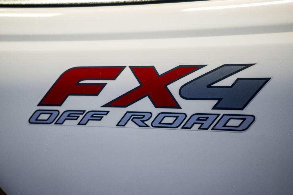 Ranger fx4 level 2 options