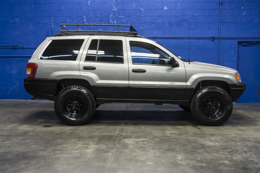 2000 jeep grand cherokee for Interieur jeep grand cherokee 2000