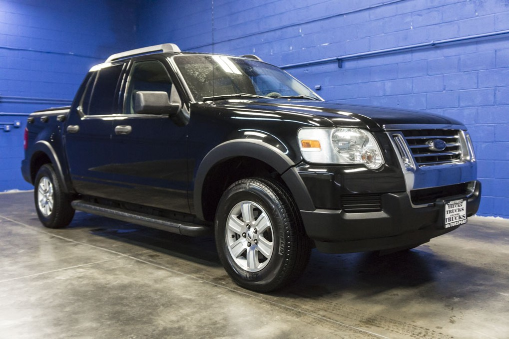 used 2007 ford explorer sport trac for sale pricing autos post. Black Bedroom Furniture Sets. Home Design Ideas