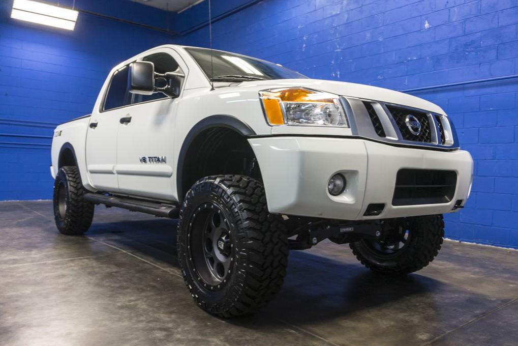 Lifted Titan Xd >> 2015 Nissan Titan