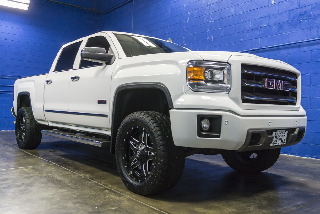 Gmc Sierra All Terrain For Sale >> 2014 GMC Sierra