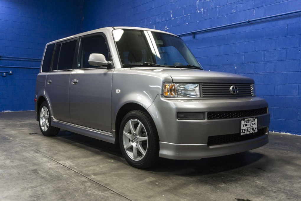 2006 scion xb. Black Bedroom Furniture Sets. Home Design Ideas