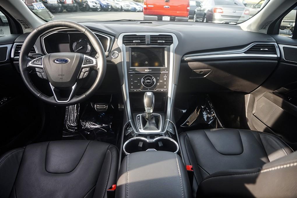 2015 ford fusion for 2015 ford fusion titanium interior