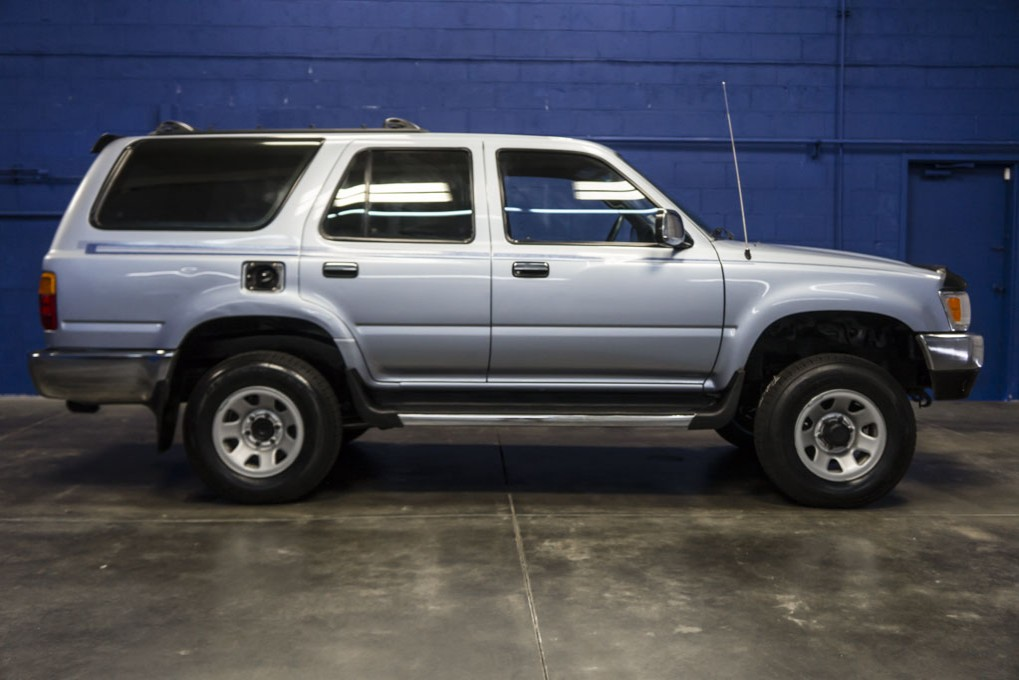Dsc X on Toyota 4runner V6 1995 Interior
