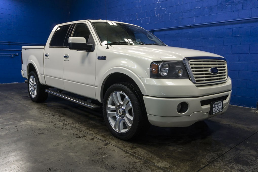 2008 ford f 150 limited for sale with photos carfax autos post. Black Bedroom Furniture Sets. Home Design Ideas