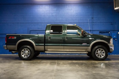 2005 Ford F-250 King Ranch 4x4