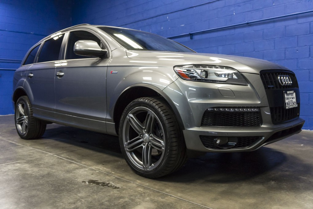 2013 audi q7 for sale with photos carfax. Black Bedroom Furniture Sets. Home Design Ideas