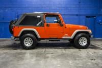 2005 Jeep Wrangler 4x4