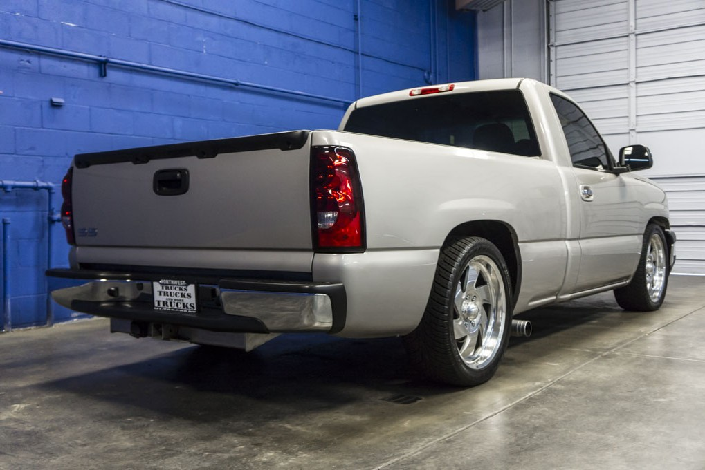 2005 chevrolet silverado 1500 ss rwd. Black Bedroom Furniture Sets. Home Design Ideas
