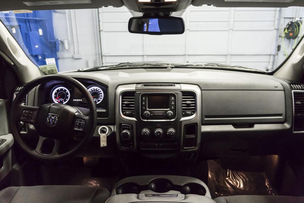 The Ram Puyallup >> Lifted 2015 Dodge Ram 1500 SLT 4x4