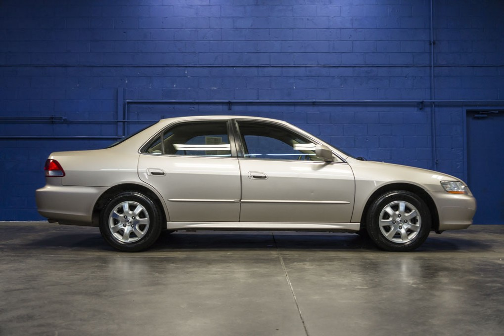 2002 Honda Accord Ex Fwd
