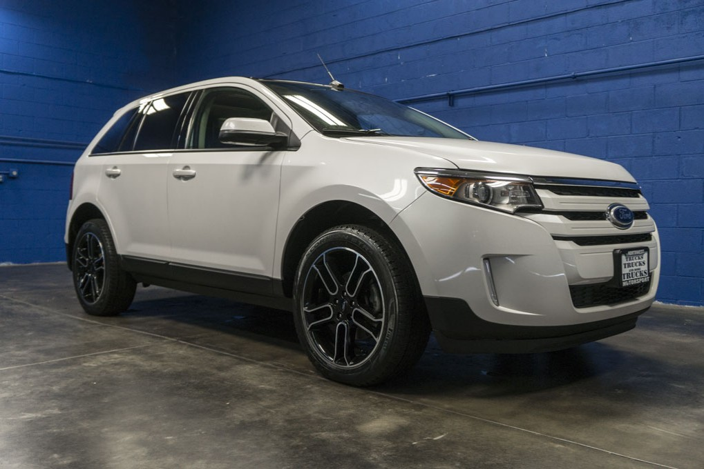 Ford Vin Service History >> 2013 Ford Edge
