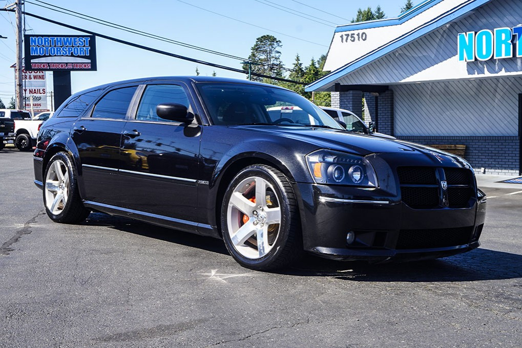 2006 dodge magnum srt 8 rwd - Dodge magnum interior accessories ...