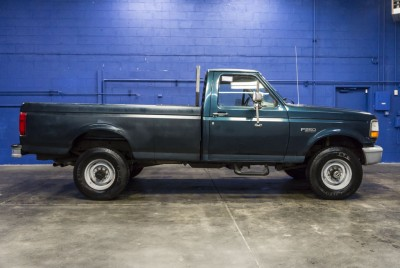 1997 Ford F-250 4x4