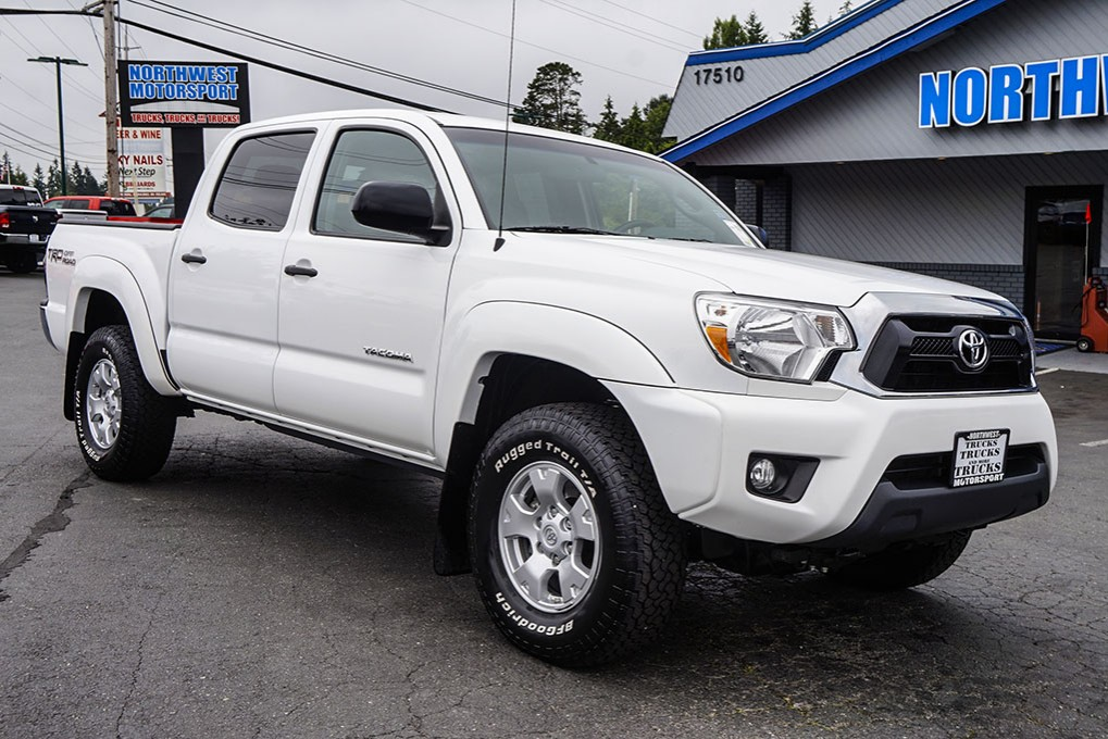2014 Tacoma Trd Off Road 4x4 Towing Package Cars | Autos Post