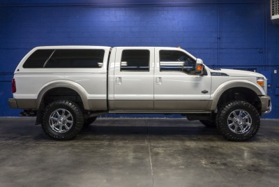 2011 Ford F-350 King Ranch 4x4