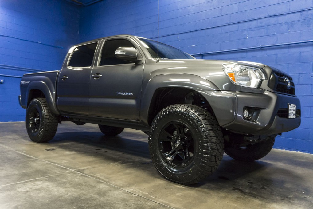 2014 Toyota Tacoma 4x4 Cars Trucks By Owner Autos Post