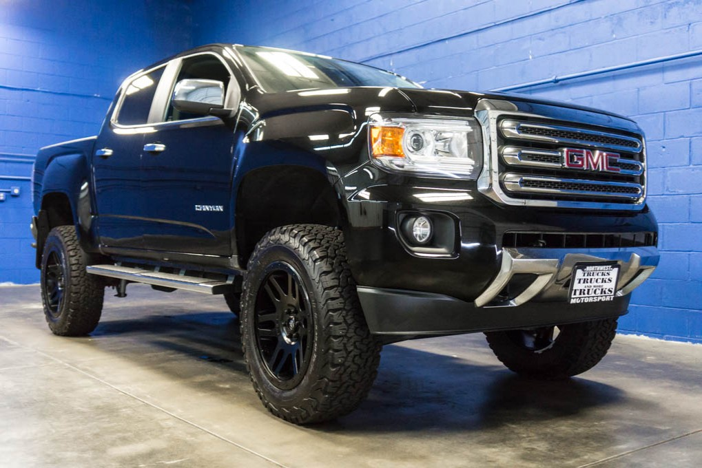 Lifted Gmc Canyon For Sale >> 2015 GMC Canyon