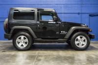 2007 Jeep Wrangler X 4x4
