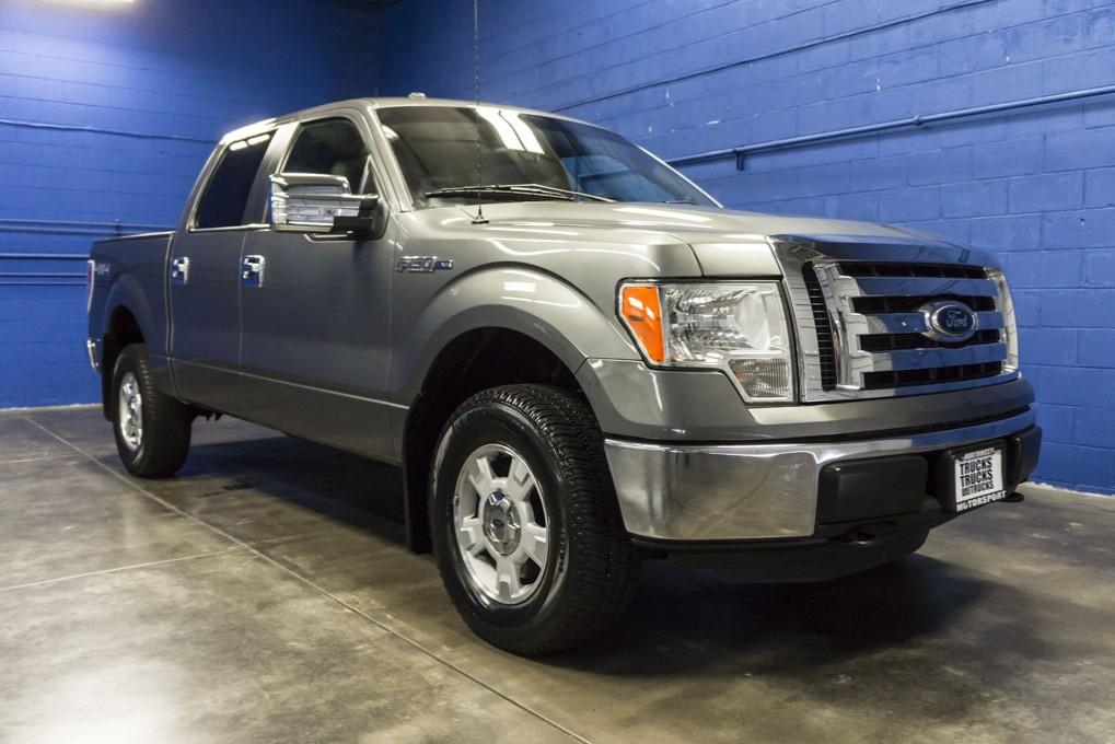 2012 ford f 150 xlt 4x4