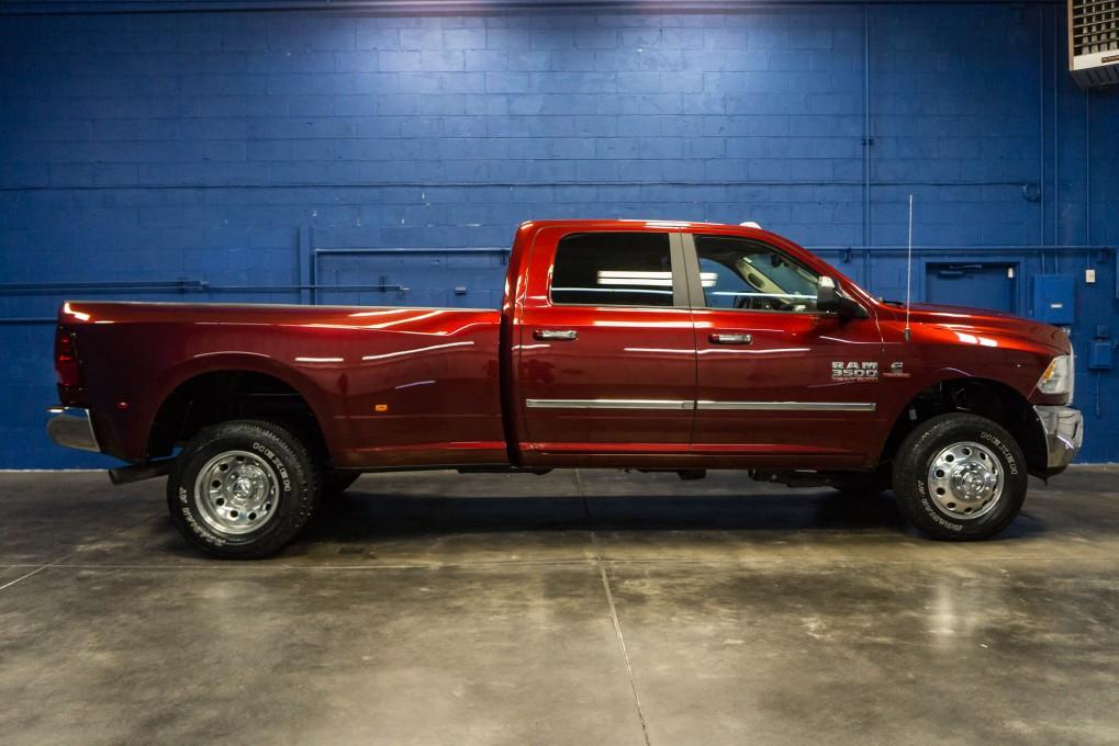 2016 dodge ram 3500 big horn dually 4x4 - Dodge Ram 3500 2016