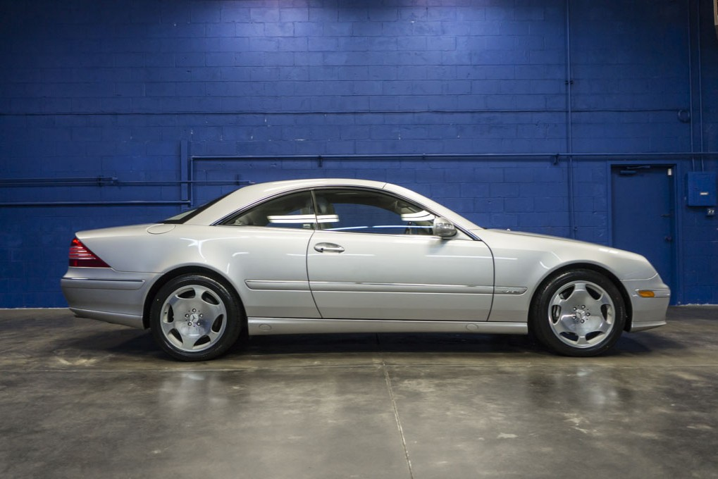 2005 mercedes benz cl600 for Cl600 mercedes benz