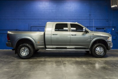 2012 Dodge Ram 3500 Dually Limited 4x4