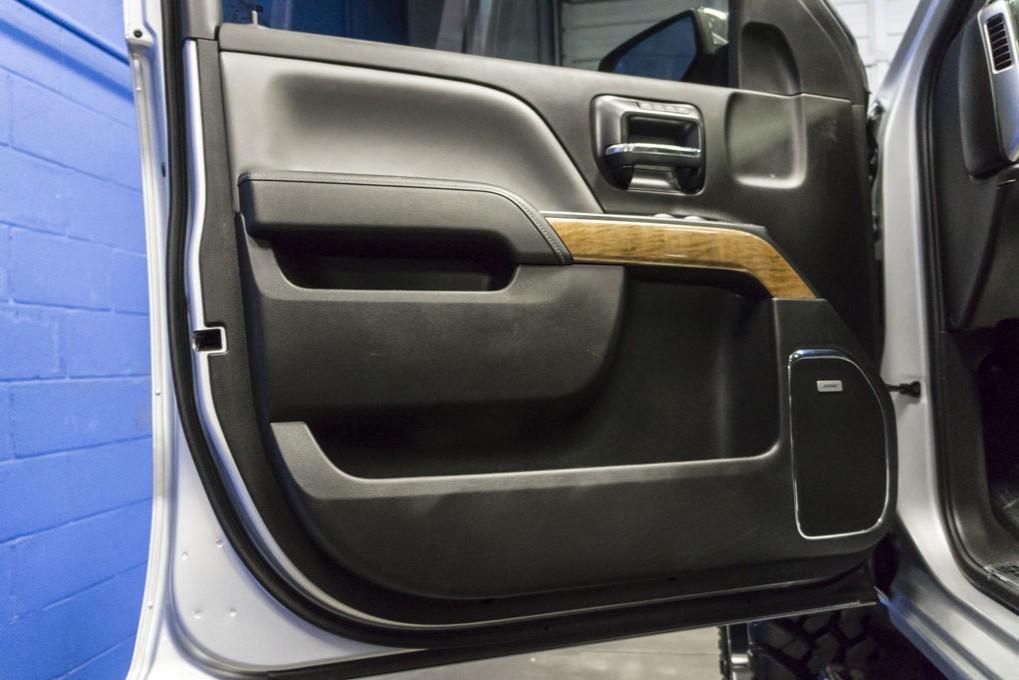 Lifted 2014 Chevrolet Silverado 1500 Ltz 4x4 Northwest Upcomingcarshq Com