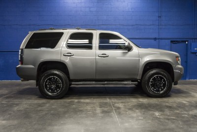 Lifted 2007 Chevrolet Tahoe 1500 4x4