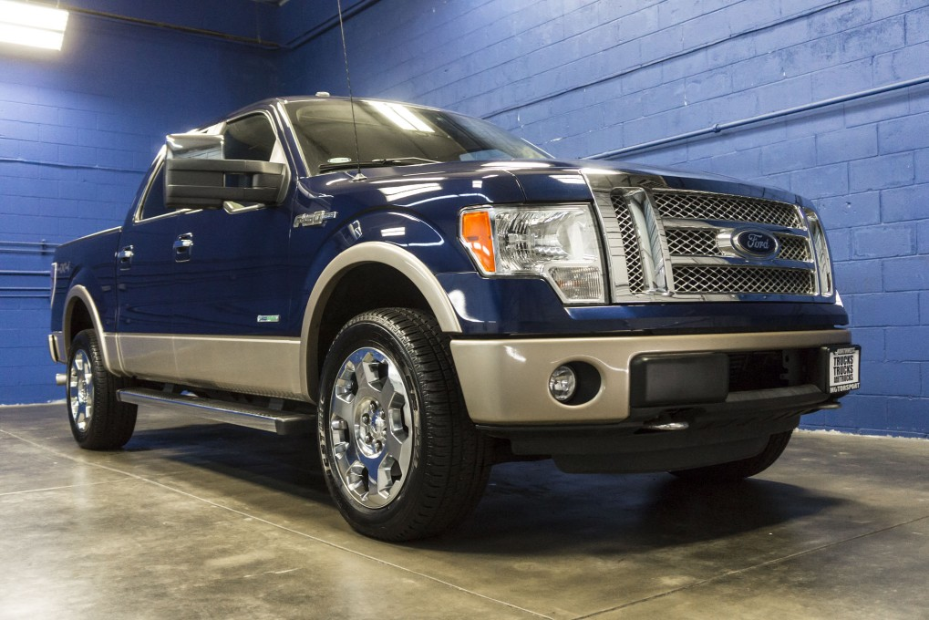 2012 Ford F 150