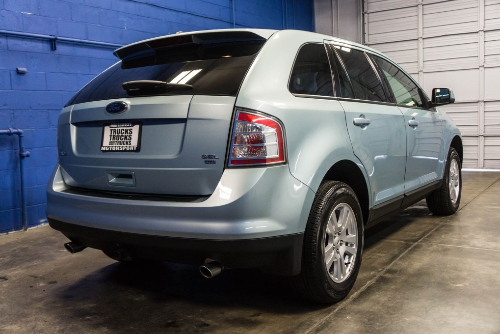 2008 ford edge for sale with photos carfax autos post. Black Bedroom Furniture Sets. Home Design Ideas