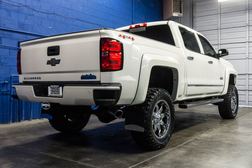 lifted 2014 chevrolet silverado 1500 high country 4x4. Black Bedroom Furniture Sets. Home Design Ideas