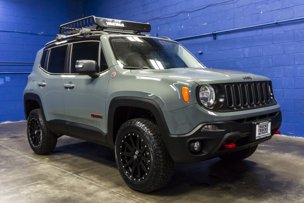 Lifted Renegade Trailhawk >> 2016 Jeep Renegade