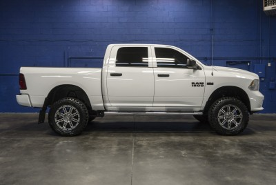 Lifted 2013 Dodge Ram 1500 4x4