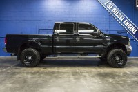 Lifted 2002 Ford F-350 Lariat 4x4