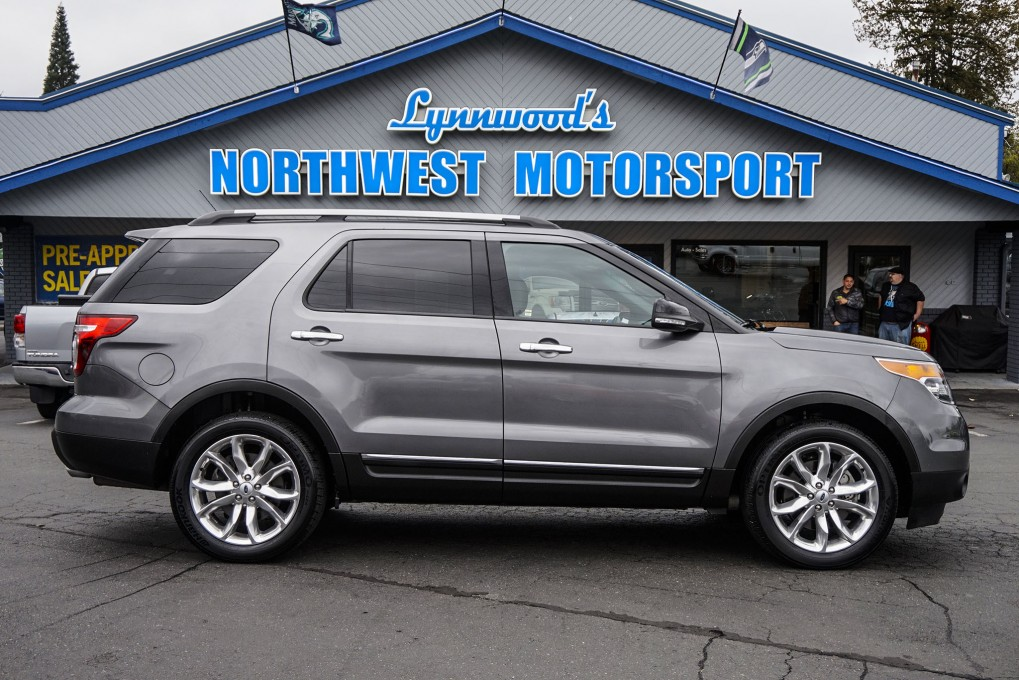 2014 ford explorer xlt for sale with photos carfax. Black Bedroom Furniture Sets. Home Design Ideas