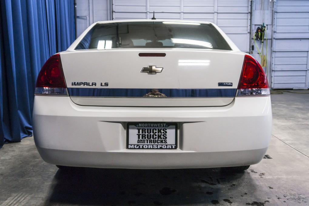 2008 Chevrolet Impala LS FWD