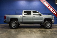 Lifted 2016 Chevrolet Silverado 1500 LT 4x4