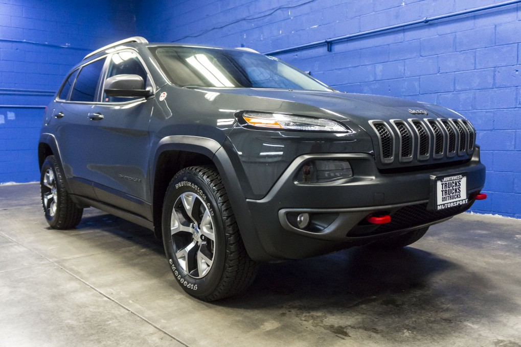2016 jeep cherokee trailhawk 4x4. Black Bedroom Furniture Sets. Home Design Ideas